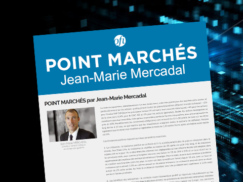 POINT MARCHÉS par Jean-Marie Mercadal