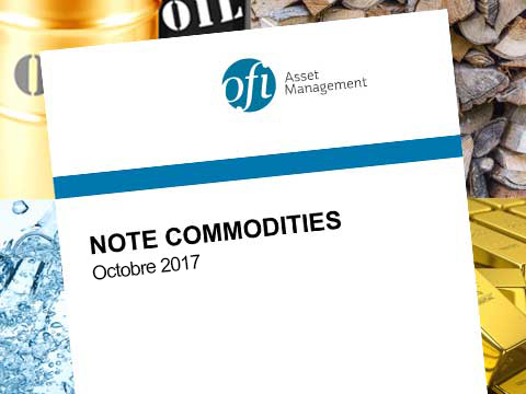 Note Commodities - octobre 2017