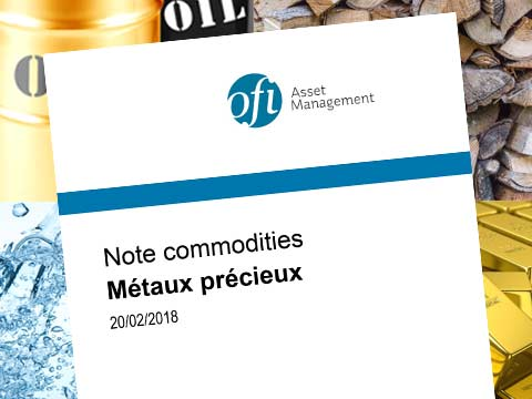 Note Commodities - Février 2018