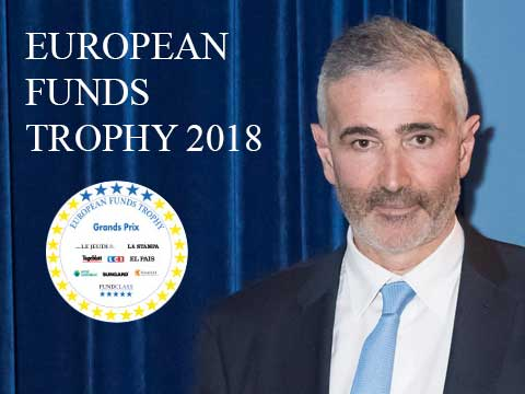 La gestion OFI AM récompensée aux European Funds Trophy 2018