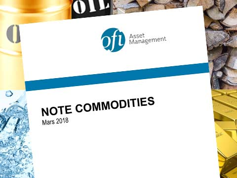 Note Commodities - Mars 2018