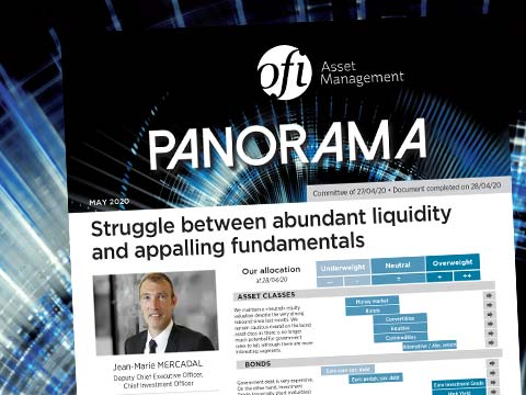 Struggle between abundant liquidity and appalling fundamentals