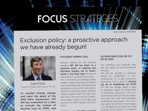 Exclusion policy: a proactive approach we have already begun!