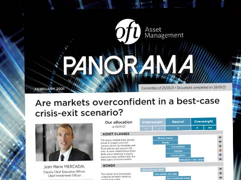 Are markets overconfident in a best-case crisis-exit scenario?