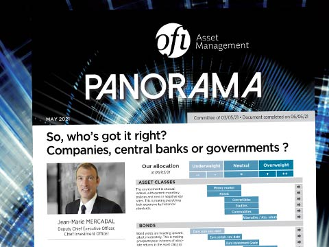 So, who's got it right? Companies, central banks or governments ?